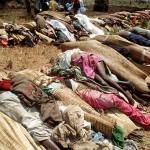 Bodies of Rwandan refugees 150x150 - Strafbare Begehungsformen des Völkermords