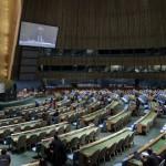 UN Vollversammlung 150x150 - Entwicklung der Völkermordkonvention